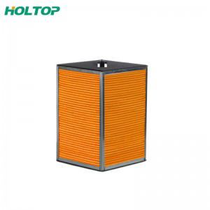 Factory directly Copper Fin Copper Tube Heat Exchanger -