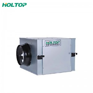 China Factory for Air Cooled Condensing Unit Heat Exchanger From Manufacture Blowers