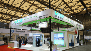 Holtop Showing at 2021 China Refrigeration Exhibition