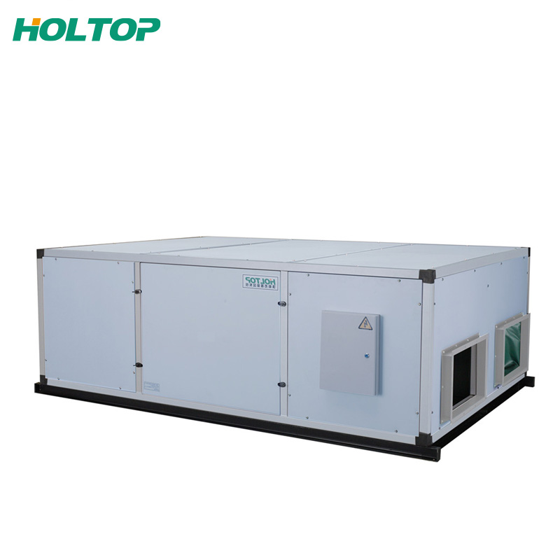 Factory best selling Air To Water Plate Fin Heat Exchanger -