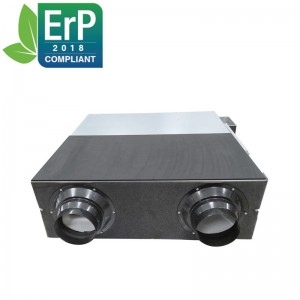 Eco-Smart HEPA Panas Energy Recovery ventilator