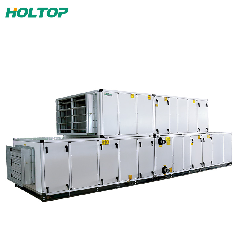 Bottom price Erv Energy Recovery Ventilator - DX Coil Air Handling Units AHU – Holtop