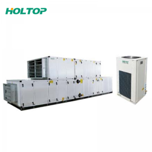 China Factory for Air Cooled Condensing Unit Heat Exchanger From ManufactureDX Coil Air Handling Units AHU