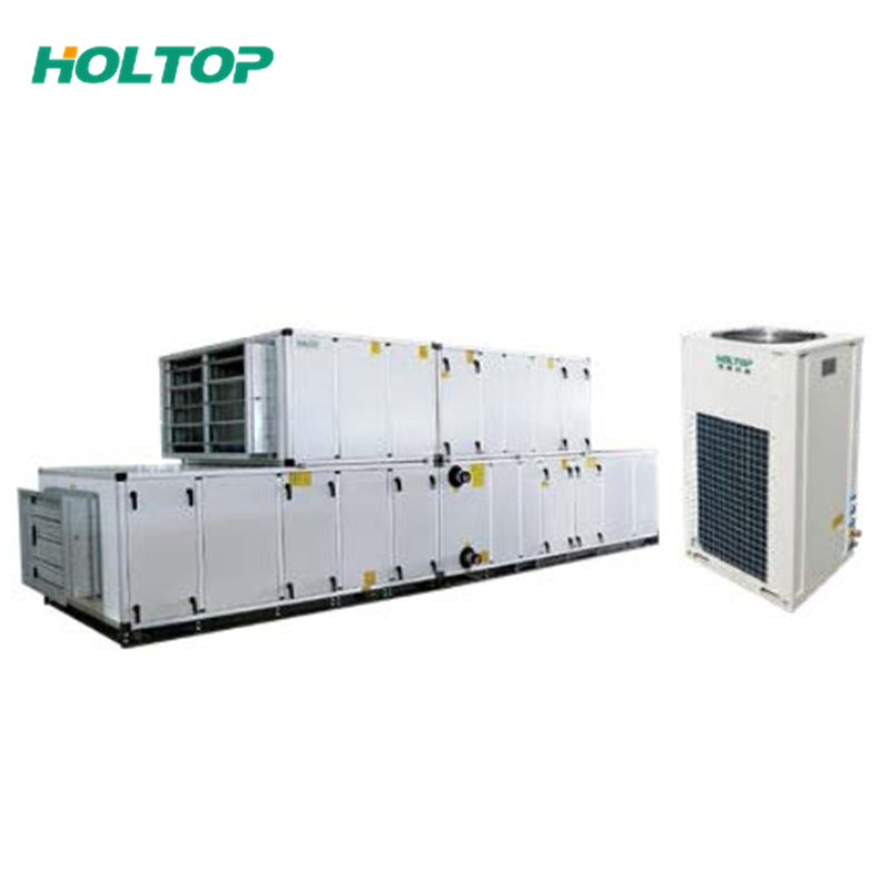 China Factory for Air Cooled Condensing Unit Heat Exchanger From Manufacture DX Coil Air Handling Units AHU Featured Image