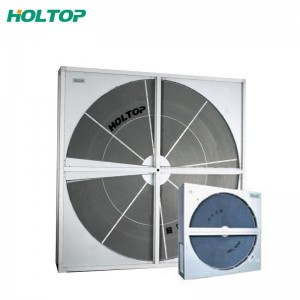 Factory Wholesale China Air Handling Units Rotary Heat Exchanger