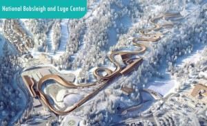HOLTOP Provides Fresh Air & Air Conditioning Systems for the National Bobsleigh and Luge Center Project Construction of the 2022 Winter Olympics.
