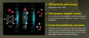Study on killing effect on aerosol microorganism by pulse electric field and its mechanism