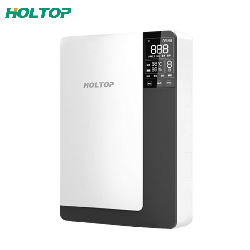 Wholesale Discount Window Air Conditioning Units - Wall Mounted Energy Recovery Ventilators – Holtop Featured Image