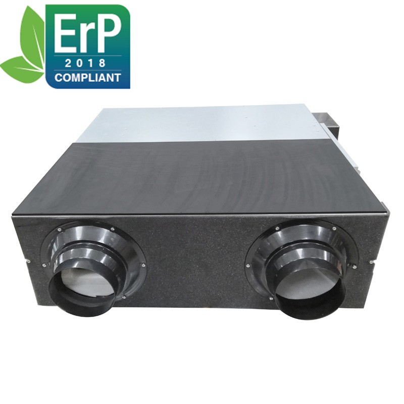 Factory Supply Solar Roof Exhaust Fan - Eco-Smart HEPA Heat Energy Recovery Ventilators – Holtop