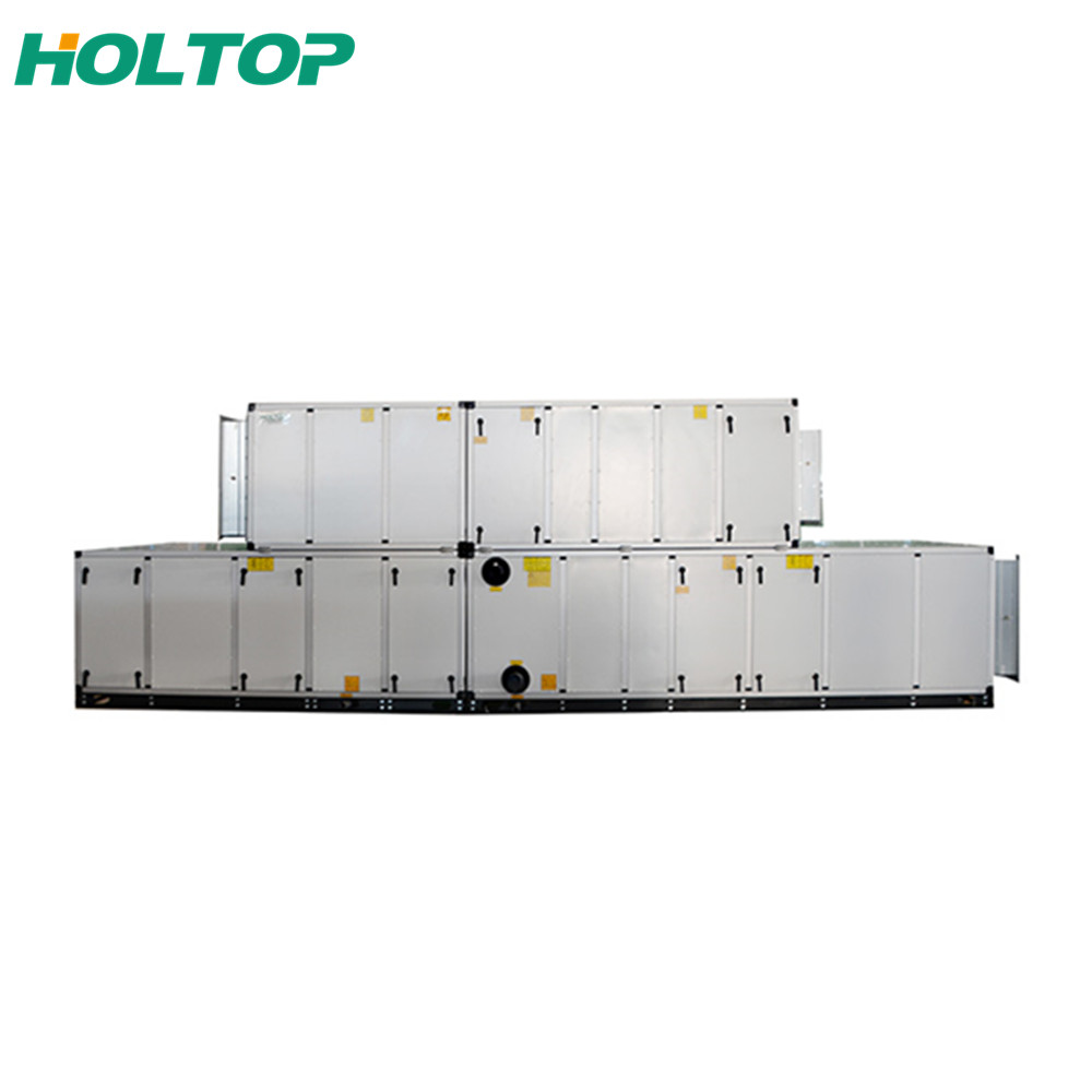 High Performance Heat Exchanger Factory - Combine Air Handling Units AHU – Holtop detail pictures