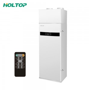 Duct Vertical Floor Standing Heat Energy Recovery Ventilator