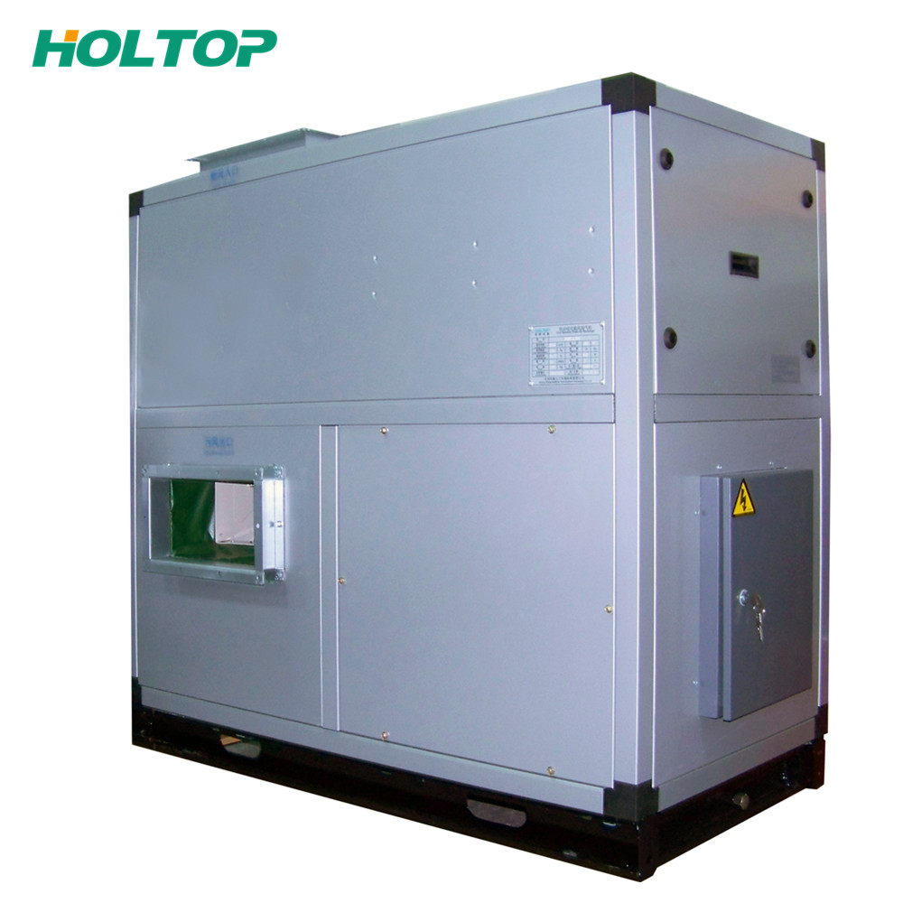 Hot sale Water To Air Heat Exchanger - Industrial TG/D Floor Type Energy Recovery Ventilators – Holtop