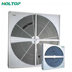 Best-Selling Fan Air To Water Plate Fin Heat Exchanger - Heat Wheels – Holtop