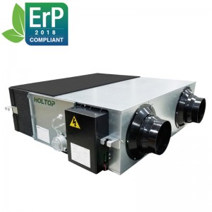 Eco-Smart HEPA Heat Energy Recovery Ventilators