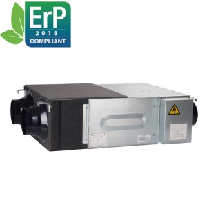 Eco-Smart Plus Energy Recovery Ventilaatorid
