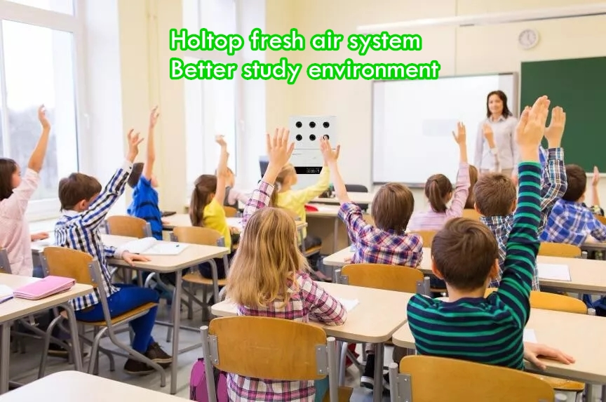 HVAC Systems Guidance for Safer Schools