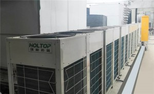 Holtop Digital Intelligent Fresh Air Handling System for Smart Hospitals