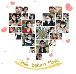 Smile Behind Masks, Together, Holtop Fresh Air for Your Life!