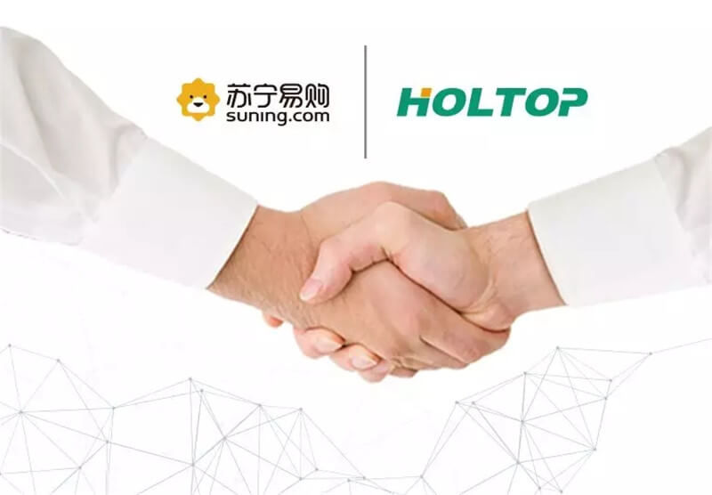 HOLTOP Fresh Air System and Suning Deepen Cooperation in 2019