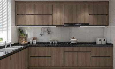 Brown Kitchen Cabinets | Custom Cabinet Maker