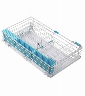 Dish Drainer Tray for Kitchen Drawer