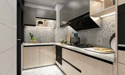 L-shaped Kitchen Ideas | Custom Kitchen Cabinet Maker
