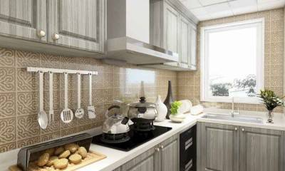 L-shaped Kitchen Cabinets | Kitchen Design Layout