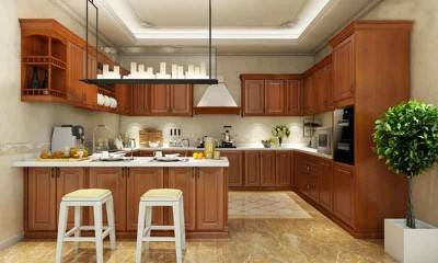 European kitchen design and Factory-direct Custom Cabinet Supplier
