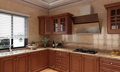 European Style Kitchen Cabinets in Luxury Kitchen Design