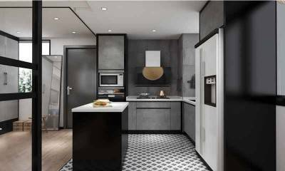 Kitchen Layout Ideas | Custom Kitchen Cabinet Styles