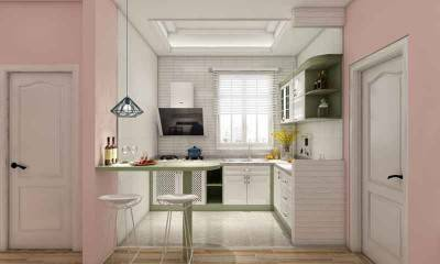 How to Decor a Kitchen and Bespoke Kitchen Cabinet Layout