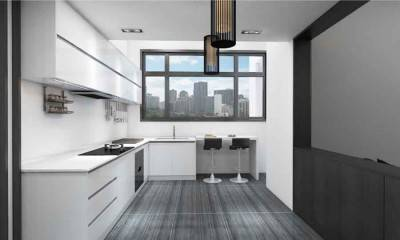 Galley Kitchen Layout | Kitchen Cabinet Design