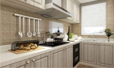 Small Galley Kitchen Ideas | L-shaped Kitchen Cabinets