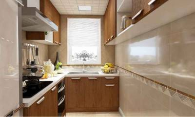 Galley Kitchen Ideas | L-shaped Kitchen Design and Cabinet Maker