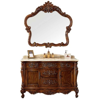 factory Outlets for Wood Bathroom Vanity -