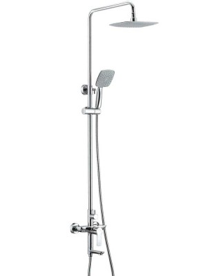 Rain Shower with Mixing Valve | Shower Dealers
