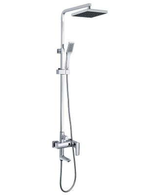 Shower Rainfall with Dual Heads | Shower Manufacturer in China
