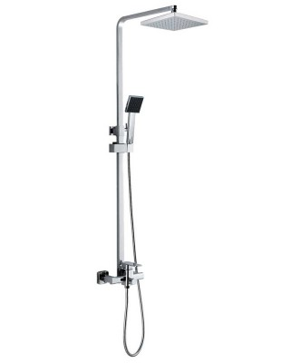 Shower Units with Mixer Tap | Shower Suppliers