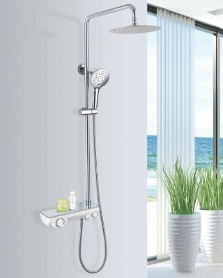 Thermostatic Mixer Shower | Branded Shower Factory