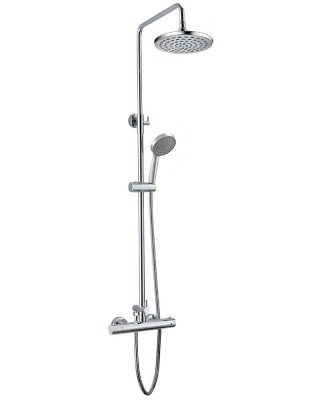 Thermostatic Shower System | Shower Mixer Valve