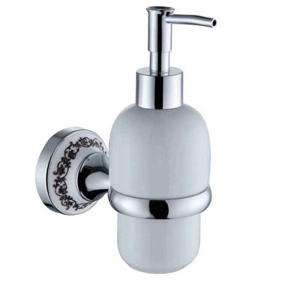 Lotion Dispenser in Classical Style | Bottle Liquid Soap Holder