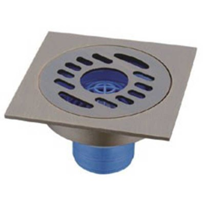 Bathroom Floor Shower Drain | Shower Drain Plumbing with Removable Strainer