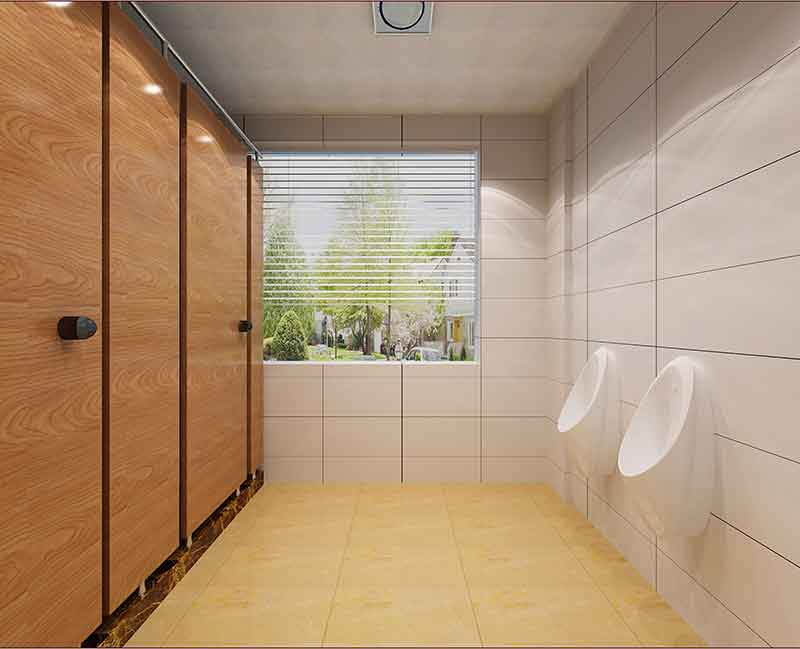 WC Restroom Decoration | How to Decorate a Restroom for Barrier-free Facilities?