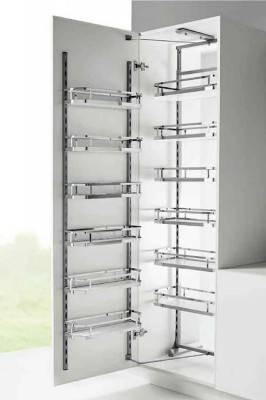 Tall Kitchen Cabinet Organizer 6-Tier