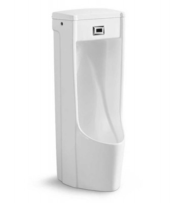 Floor Stand-up Sensor Automatic Urinal for WC Restrooms