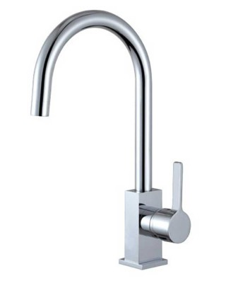 Kitchen Sink Mixer Tap 360° Swivel Spout | Kitchen Faucet for Sale