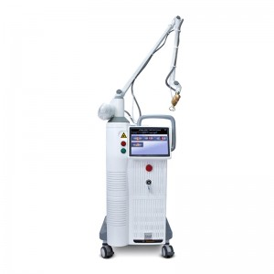 Reliable Supplier Facial Machine Beauty Device - CO2 FRACTIONAL LASER THERAPY MACHINE – Hondee