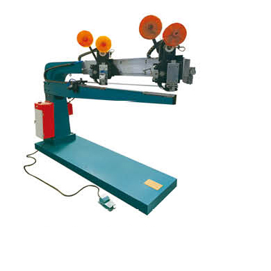 Double Servo Stitcher Machine