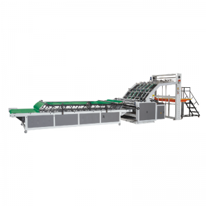 Europe style for Card To Card Board Production Line -