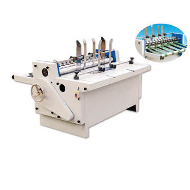High-Speed ​​Auto mupanda Slotter Machine